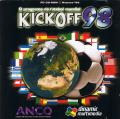 Kick Off 98 DOS Front Cover