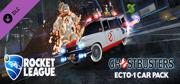 Rocket League: Ghostbusters Ecto-1 Car Pack Linux Front Cover