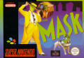 The Mask SNES Front Cover