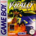 V-Rally: Championship Edition Game Boy Front Cover