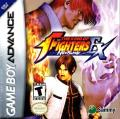 The King of Fighters EX: Neo Blood Game Boy Advance Front Cover
