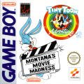 Tiny Toon Adventures 2: Montana's Movie Madness Game Boy Front Cover