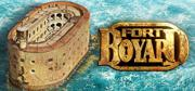 Fort Boyard Macintosh Front Cover