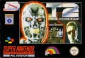 Terminator 2: Judgment Day SNES Front Cover