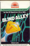 Blind Alley ZX Spectrum Front Cover
