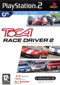 TOCA Race Driver 2 PlayStation 2 Front Cover