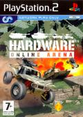 Hardware: Online Arena PlayStation 2 Front Cover