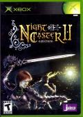 Nightcaster II: Equinox Xbox Front Cover