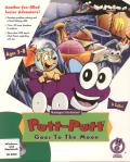 Putt-Putt Goes to the Moon Macintosh Front Cover