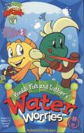 Freddi Fish and Luther's Water Worries Macintosh Front Cover