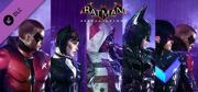 Batman: Arkham Knight - Crime Fighter Challenge Pack #4 Windows Front Cover