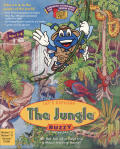Let's Explore the Jungle Macintosh Front Cover