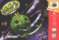 Iggy's Reckin' Balls Nintendo 64 Front Cover