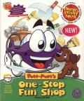 Putt-Putt's One-Stop Fun Shop Macintosh Front Cover