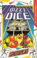 Dizzy Dice Commodore 64 Front Cover