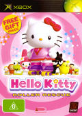 Hello Kitty: Roller Rescue Xbox Front Cover
