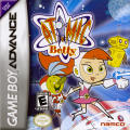 Atomic Betty Game Boy Advance Front Cover