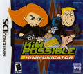 Kim Possible: Kimmunicator Nintendo DS Front Cover