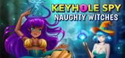 Keyhole Spy: Naughty Witches Macintosh Front Cover