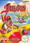 Disney's TaleSpin NES Front Cover