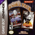 Castlevania: Double Pack Game Boy Advance Front Cover