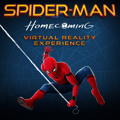 Spider-Man: Homecoming - Virtual Reality Experience PlayStation 4 Front Cover