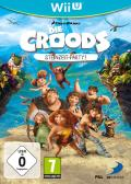 The Croods: Prehistoric Party! Wii U Front Cover download release