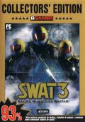 SWAT 3: Close Quarters Battle Windows Front Cover
