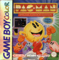 Pac-Man: Special Color Edition Game Boy Color Front Cover