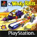 Wacky Races PlayStation Front Cover