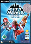 City of Heroes (Deluxe Edition) Windows Front Cover
