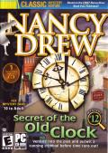 Nancy Drew: Secret of the Old Clock Windows Front Cover