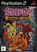 Scooby-Doo!: Mystery Mayhem PlayStation 2 Front Cover