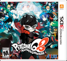 Persona Q2: New Cinema Labyrinth Nintendo 3DS Front Cover