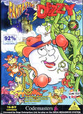 The Fantastic Adventures of Dizzy Genesis Front Cover