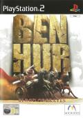 Ben Hur: Blood of Braves PlayStation 2 Front Cover