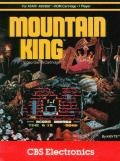 Mountain King Atari 8-bit Front Cover
