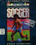 International Sensible Soccer DOS Front Cover