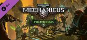 Warhammer 40,000: Mechanicus - Heretek Linux Front Cover