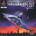 Independence Day PlayStation Front Cover