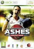 Ashes Cricket 2009 Xbox 360 Front Cover