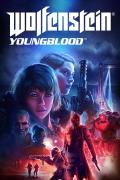 Wolfenstein: Youngblood Windows Apps Front Cover