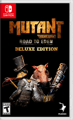 Mutant Year Zero: Road to Eden - Deluxe Edition Nintendo Switch Front Cover 1st version