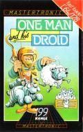 One Man and His Droid Commodore 64 Front Cover