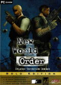 New World Order: Gold Edition Windows Front Cover