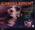Gabriel Knight Mysteries: Limited Edition DOS Front Cover