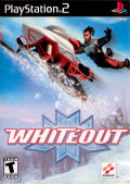 Whiteout PlayStation 2 Front Cover