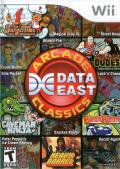 Data East Arcade Classics Wii Front Cover