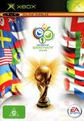 FIFA World Cup: Germany 2006 Xbox Front Cover