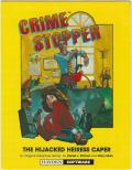 Crime Stopper: Murder at Midnight! Apple II Front Cover